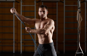 Top 9 Resistance Band Arm Workout Exercises