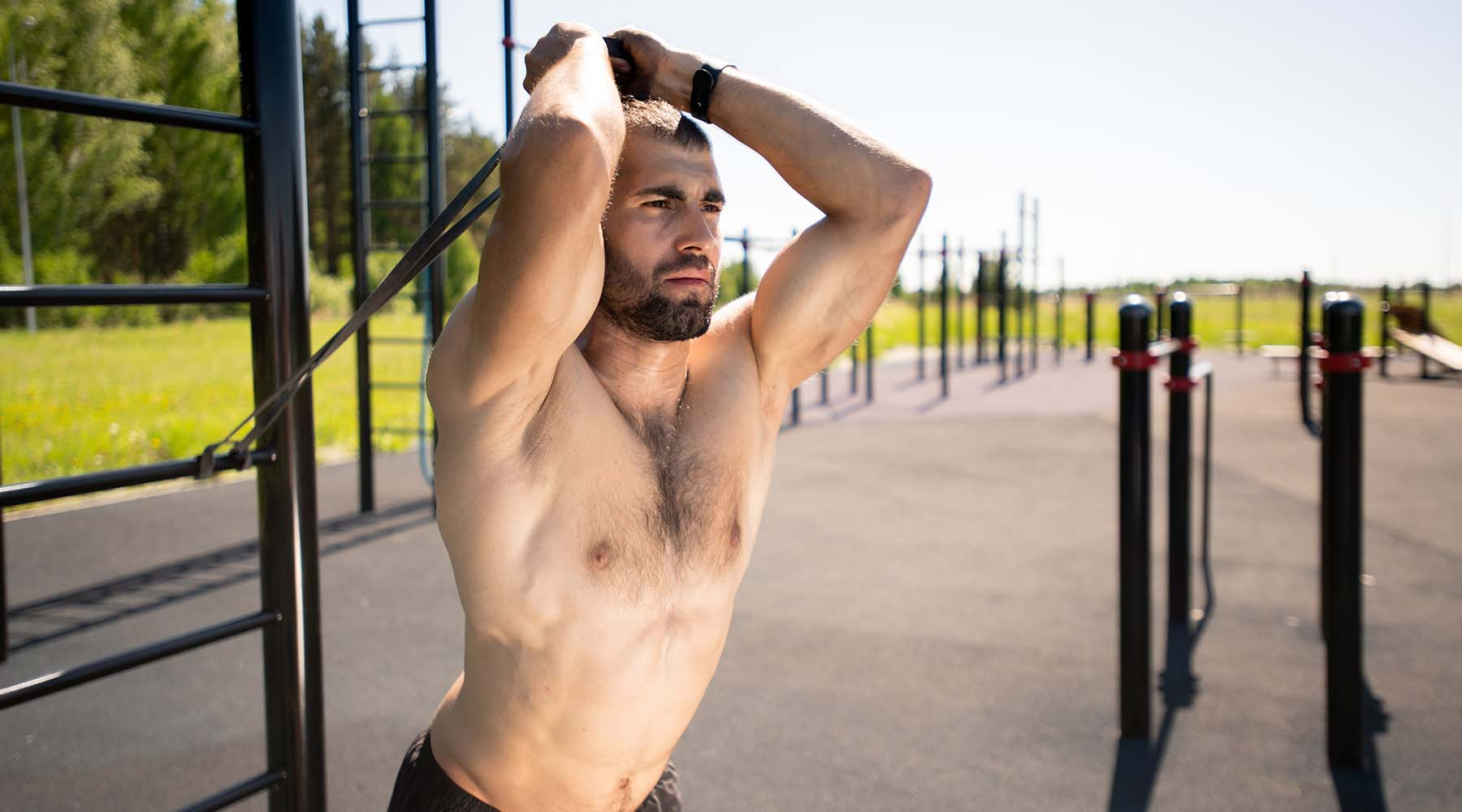 Throwing Mobility Bands: The Ultimate Shoulder Warm Up
