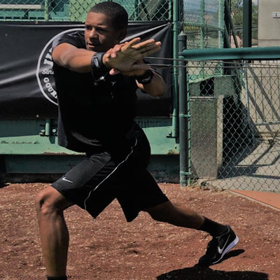 THROWING MOBILITY BANDS SET