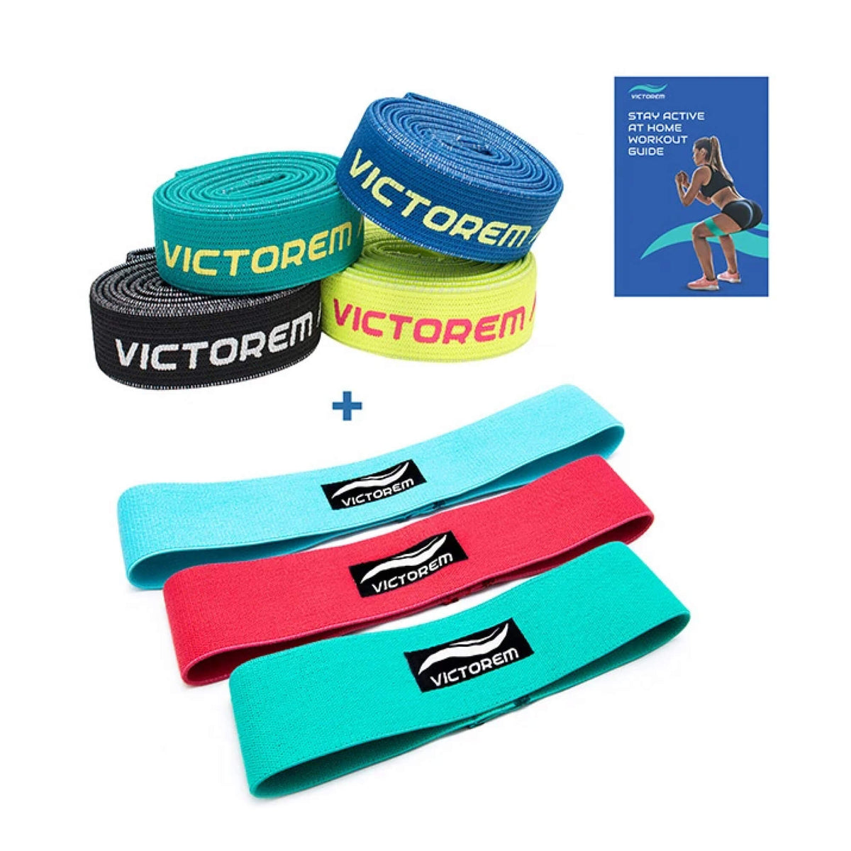 stay active at home bundle set