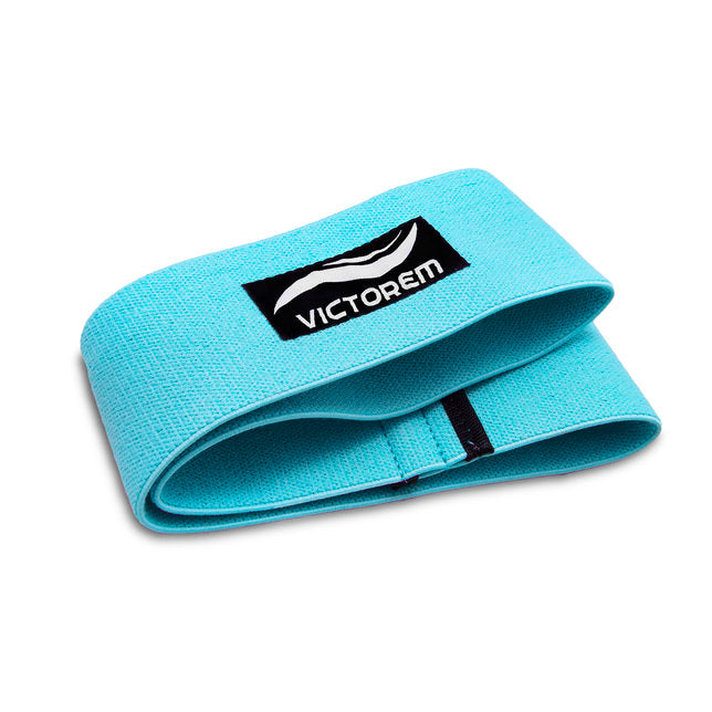 workout band light blue