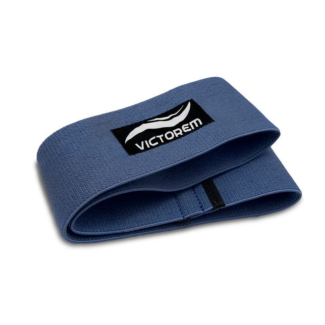 workout band dark blue