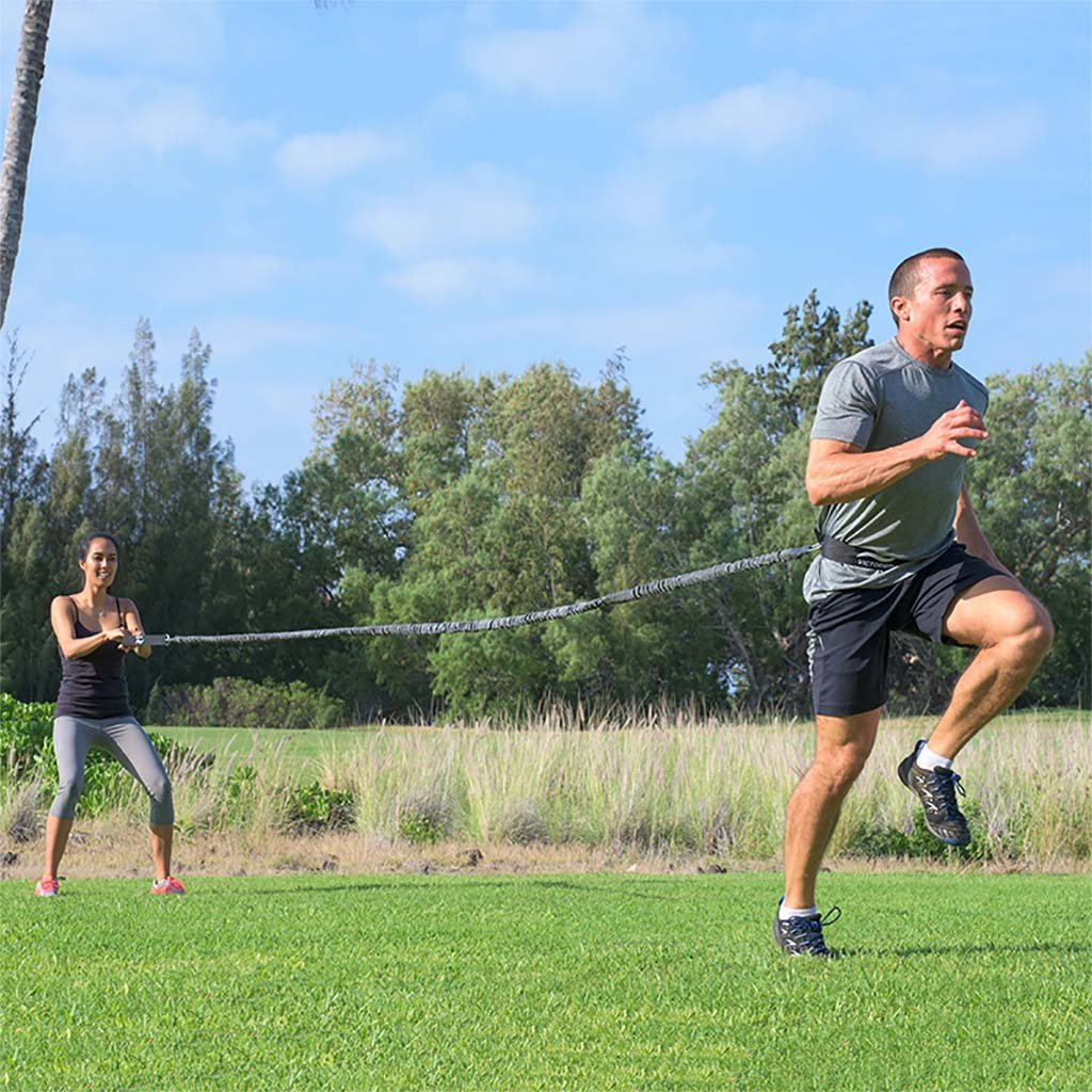 INCREASE STRENGTH THROUGH BUNGEE BANDS