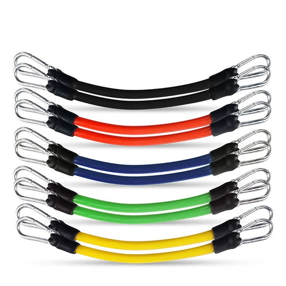 BUILD UP YOUR STRENGTH AND SPEED WITH THE USE OF THE LEG RESISTANCE BANDS