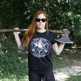 Reap Knees for Satan T-shirt - Women's