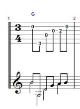 Begin The Beguine  - TAB/Notation - Printable PDF