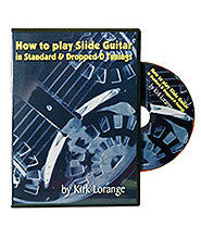How to Play Slide Guitar DVD