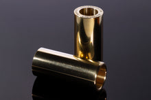 Kirk Lorange Brass Guitar Slide - The New Longer Version for Open Tunings.