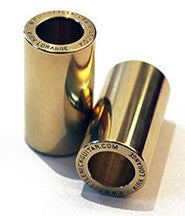 The Kirk Lorange Solid Brass Guitar Slide