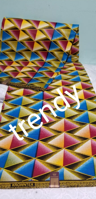 African Wax print fabric. Superior cotton Java print for making African dresses. 6yds/piece price