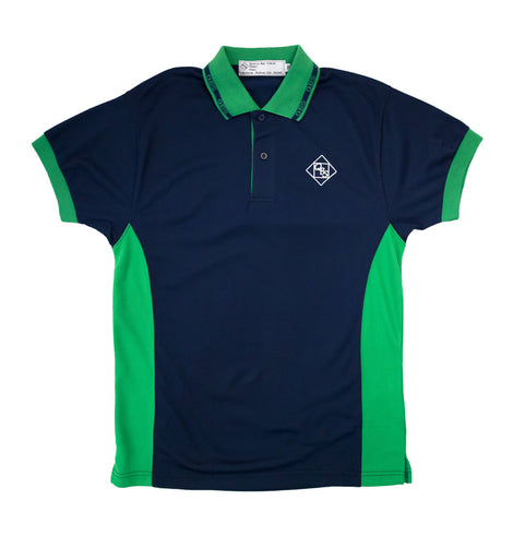 Quarry Bay Unisex Polo Shirt, Green