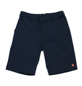 JCSR Boys Chino Shorts with Waistband, Navy