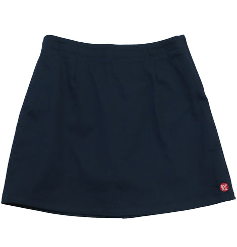 Girls Chino Skort with Waistband
