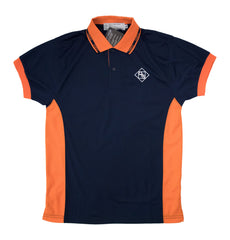 Quarry Bay Unisex Polo Shirt, Orange