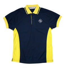 Quarry Bay Unisex Polo Shirt, Yellow