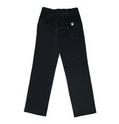 DC Secondary Boys Trousers - Black w. fixed waistband