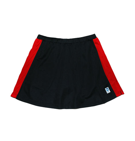Discovery College Girls PE Skort, Black - Secondary