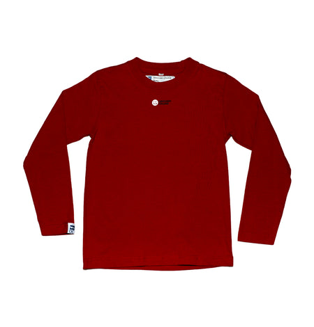DC Long-sleeved T-shirt - Red