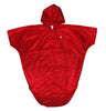 Unisex Raincoat, Red