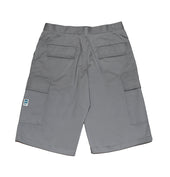 DC Secondary Shorts - Grey w. fixed waistband