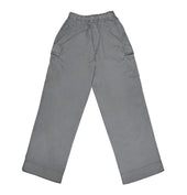 DC Primary Trousers - Grey w. elastic waistband
