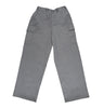 Discovery College Unisex Trousers, Grey with elastic waist - Primary