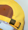 SJS Unisex House Cap, Yellow - Lion