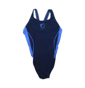 Sha Tin College KCK Girls Swimming Suits, Blue - Pegasus