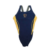 Sha Tin College KCK Girls Swimming Suits, Yellow - Dragon