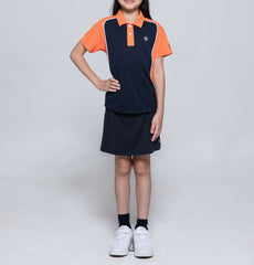 Quarry Bay School Uniform - PE Polo Shirt