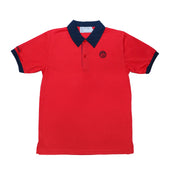 Sha Tin College House Shirts, Red - Pheonix