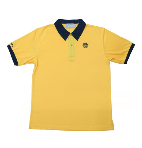 Sha Tin College House Shirts, Yellow - Dragon