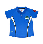 PS Unisex PE Polo Shirt, Blue - Kellett