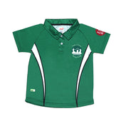 PS Unisex PE Polo Shirt, Green - Nicholson