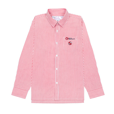 SJS Boys Long-Sleeve Shirt