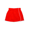 SJS Girls PE Skort, Red