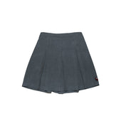 SJS Girls Winter Skirt, Grey