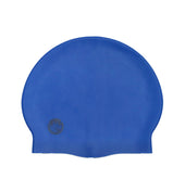 Sha Tin College Swimming Cap, Blue - Pegasus