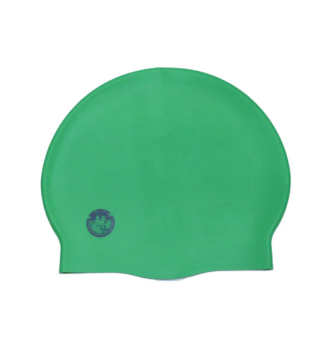 Sha Tin College Swimming Cap, Green - Griffin