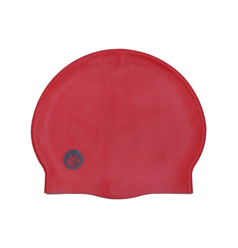 Sha Tin College Swimming Cap, Red - Pheonix