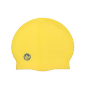 Sha Tin College Swimming Cap, Yellow - Dragon