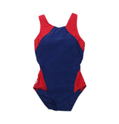 Sha Tin College TYR Girls Swimming Suits, Red - Pheonix