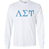 Lambda Sigma Upsilon Officially Licensed (Assorted Colors) Long Sleeve T-Shirt - Almighty Jerseys Jersey Customs Greek Life