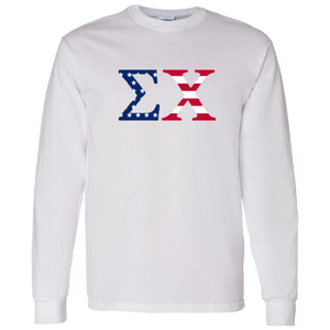 Sigma Chi Officially USA Licensed Long Sleeve - Almighty Jerseys Jersey Customs Greek Life