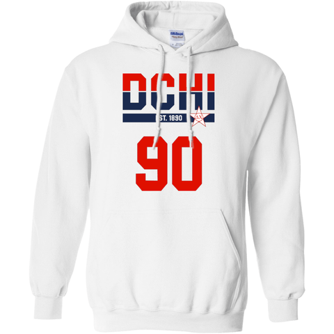Delta Chi Officially Licensed (Assorted Colors) Hoodie - Almighty Jerseys Jersey Customs Greek Life