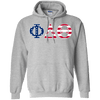 Phi Delta Theta Officially Licensed USA Hoodie - Almighty Jerseys Jersey Customs Greek Life