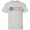 Phi Kappa Psi Officially Licensed T-Shirt - Almighty Jerseys Jersey Customs Greek Life