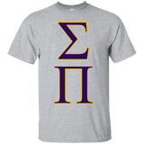 Sigma Pi Officially Licensed T-Shirt (Assorted Colors) - Almighty Jerseys Jersey Customs Greek Life