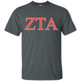 Zeta Tau Alpha Officially Licensed (Assorted Colors) T-Shirt - Almighty Jerseys Jersey Customs Greek Life