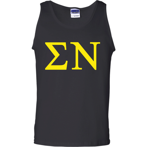 Sigma Nu Officially Licensed (Assorted Colors) Tank Top - Almighty Jerseys Jersey Customs Greek Life